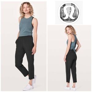 "Lululemon Every Moment Pant *26"" in Black"